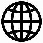 Icon Internet Website Globe Svg Sk Kpmg