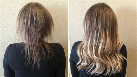 shocking hair extensions