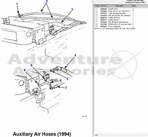Hummer H1 Am General Parts Drawings