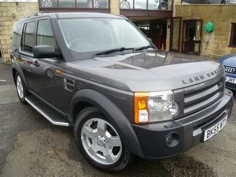 Used Land Rover Discovery 2005 Grey Colour Diesel 2.7 Td
