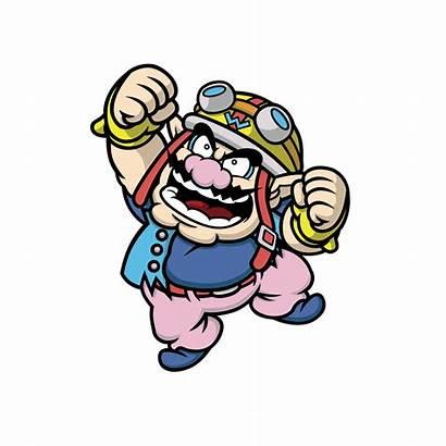 Wario Character Artwork Wii Concept Lots Nintendo