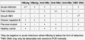 Hepatitis B In The Human Immunodeficiency Virus Infected