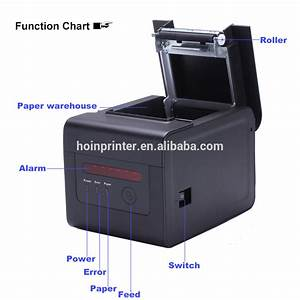 android thermal printer for kitchen invoice printing pos With invoice printer
