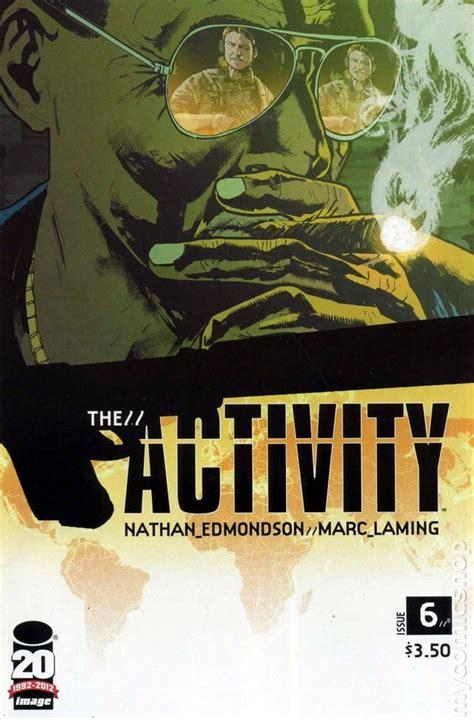 activity  image comic books