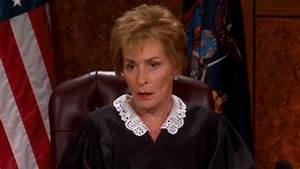 Judge Judy Gagging GIF - Find & Share on GIPHY