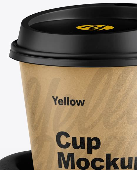Best free packaging mockups from the trusted websites. Paper Coffee Cups Mockup - Paper Coffee Cup Mockup Front ...