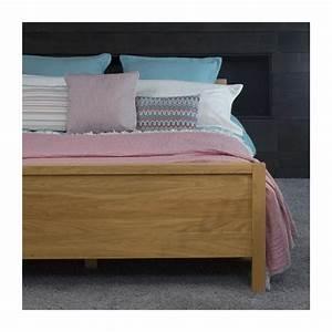 Hana Ii - Bett 180x200 Aus Eichenholz