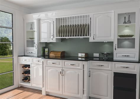 Gloss Cupboard Doors by Canterbury High Gloss White Kitchen Doors Made To