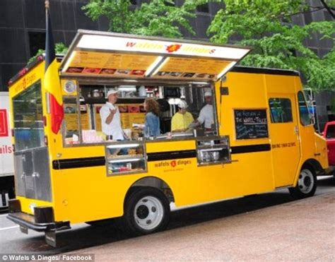 food trucks street truck recipes america vendors side trailers york equipment cookbook mouthwatering reveals kitchen foodtrucks foodtruck competitive concession modified