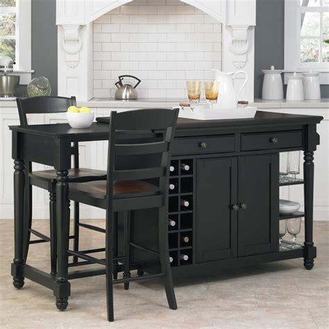 home styles grand torino  piece kitchen island stools