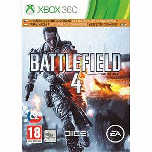 Battlefield 4 CZ (Limited Edition) - XBOX 360