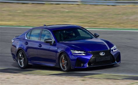 lexus gs    colors release date redesign price