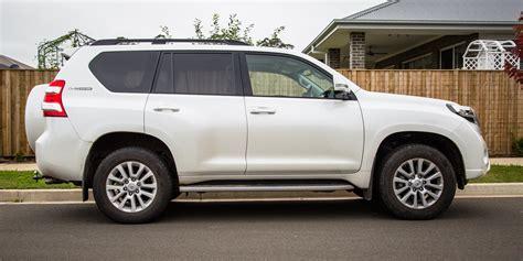 Toyota Suv Comparison Fortuner V Kluger V Prado Photos