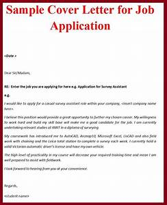 Writing formal cover letters need a sample of formal for What to write in a cover letter for job application
