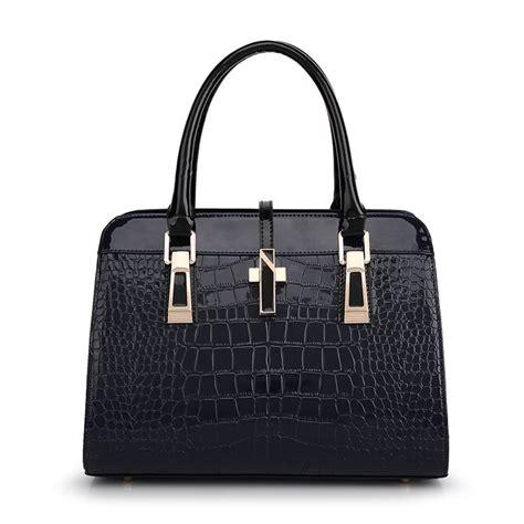 womens designer bags s designer crocodile bags patent fashion tote