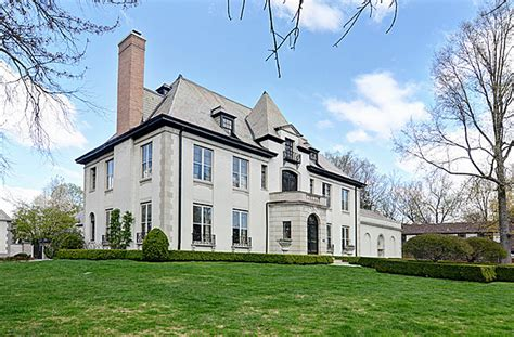 million historic french provincial home  hinsdale il homes   rich
