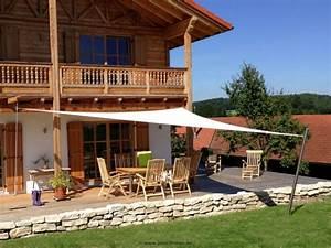 Sonnensegel Wasserdicht Trapez : sonnensegel terrasse dreieck sonnensegel festehend bilder ~ Michelbontemps.com Haus und Dekorationen