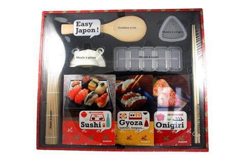 livre cuisine japonaise de nouveaux livres de recettes japonaises et un coffret