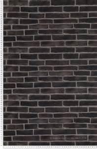 papier peint briques anthracite papier peint aquamura de