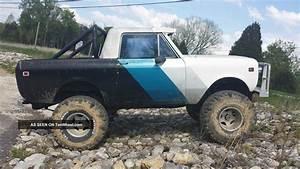 1978 International Scout Ii 10  U0026quot  Lift Kit And 38  5  U0026quot  Tires