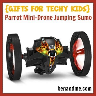 top  gift ideas  techy kids ben