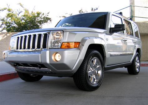 jeep limited 2006 2006 jeep commander limited 4x4 jeep colors