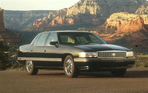 how cars work for dummies 1996 cadillac deville electronic toll collection used 1996 cadillac deville sedan pricing for sale edmunds