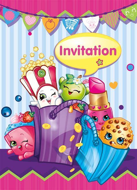The First Order Wallpaper Shopkins Invitations Birthdayexpress Com