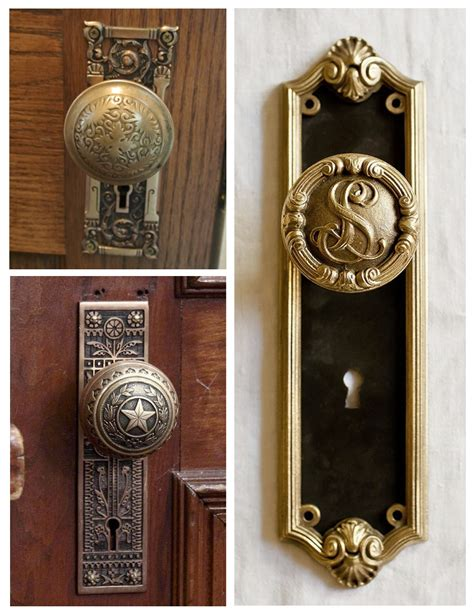 vintage door hardware form function of architectural features the artistry of
