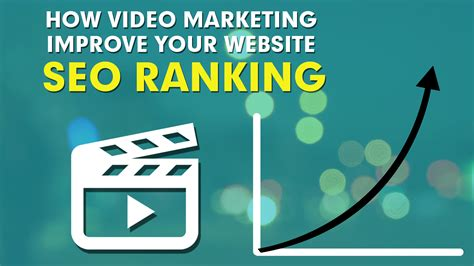 How Video Marketing Improve Your Website Seo Ranking