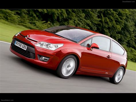 2009 Citroen C4 Exotic Car Picture 07 Of 14 Diesel Station