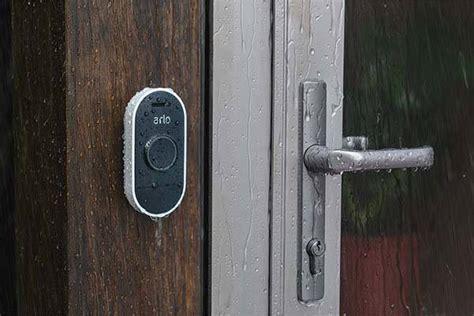 arlo smart audio doorbell supports amazon alexa gadgetsin
