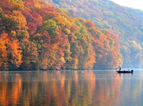 fall fishing  prime time sportsmans habitat