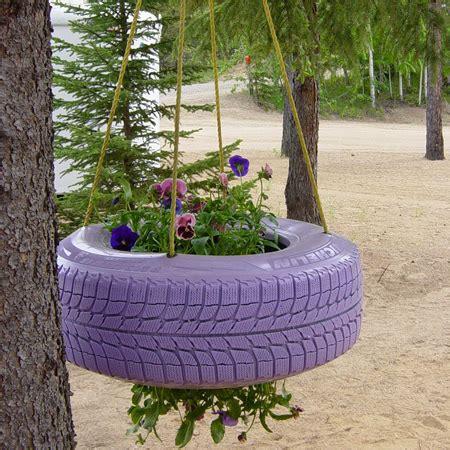 garden decoration using tyres home dzine garden ideas more ideas for using tyres