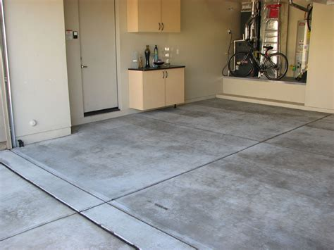 garage floor paint easy epoxy garage floor
