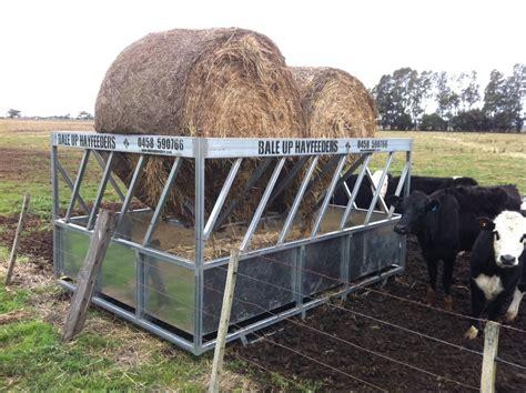 bale feeders for cattle bale up hayfeeder for cattle livestock equipment livestock
