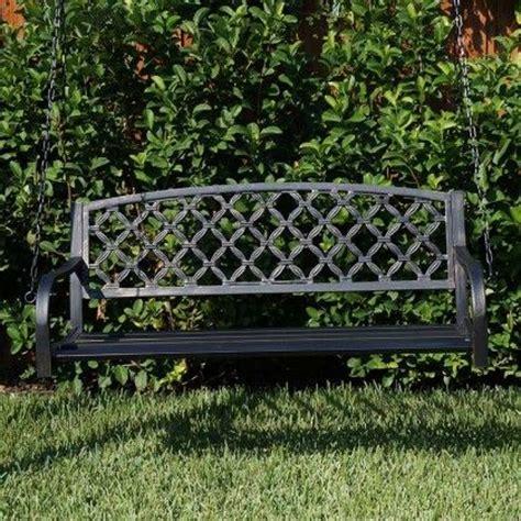patio classics madrid ft cheap black metal porch swing porch swing patio porch