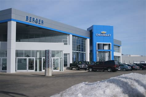 Berger Chevrolet Grand Rapids Mi by Project Presenter Project Content Marketing