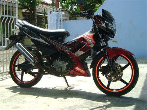 Modif Smash by Motor Satria Riwayat Motor Smash Di Modif Satria