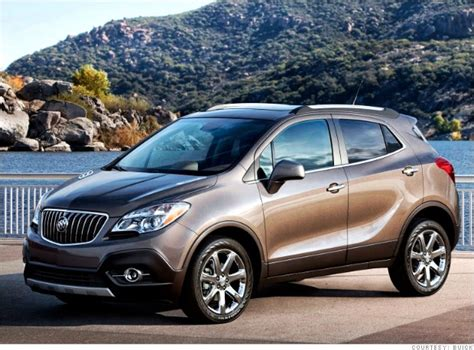 Subcompact Suv  Buick Encore  America's Bestloved Cars