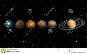 Planets In The Universe Stock Images - Image: 9677344
