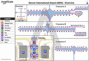 Denver International Airport - Kden - Den