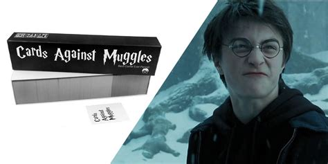 While i would have loved to include stuff from here, there wasn't plaintiff: There's A Harry Potter Cards Against Humanity Set And It's Brutal