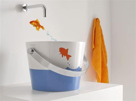 Waschbecken Für Kinder by Waschbecken F 252 R Kinder By Scarabeo Ceramiche Design