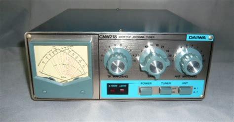 Cnw218 ダイワ Hf帯アンテナチューナー