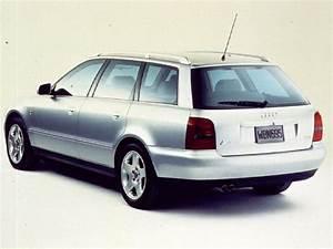 1999 Audi A4 2 8 Avant Quattro 4dr Station Wagon Pictures