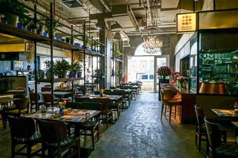 Top 25 Restaurant Design Trends 2018