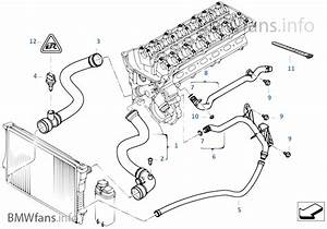 32 E46 Cooling System Diagram