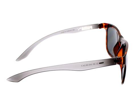 Puma Sunglasses Pu-0016-s 003 Havana