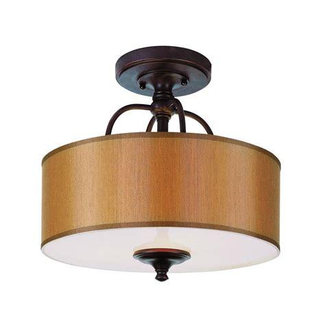bronze flush ceiling light bel air lighting stewart 3 light rubbed oil bronze